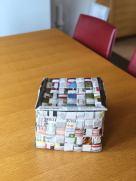 Box með loki 14