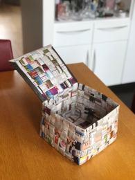 Box með loki 8